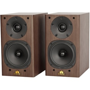 Колонка полочная Castle Acoustics Knight 1 Walnut