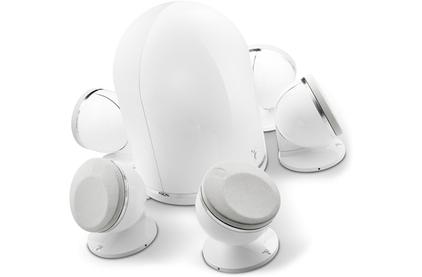 Комплект колонок Focal JMLab Dome 5.1 Pack White