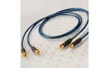 Кабель аудио 2xRCA - 2xRCA DH Labs BL-1 Interconnect RCA 0.75m