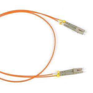 Патч-корд волоконно-оптический Hyperline FC-D2-50-LC/PR-LC/PR-H-15M-LSZH-OR 15.0m