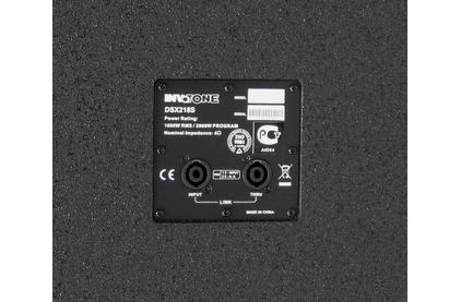 Сабвуфер концертный Invotone DSX218S