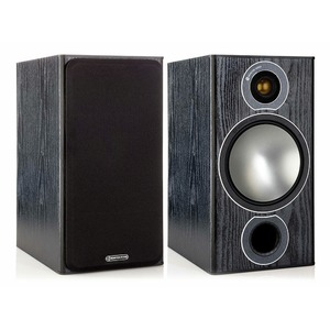 Колонка полочная Monitor Audio Bronze 2 Black Oak