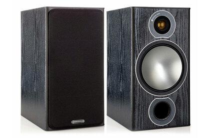 Колонка полочная Monitor Audio Bronze 2 Black Oak