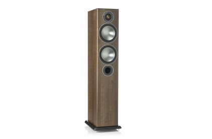 Колонка напольная Monitor Audio Bronze 5 Walnut