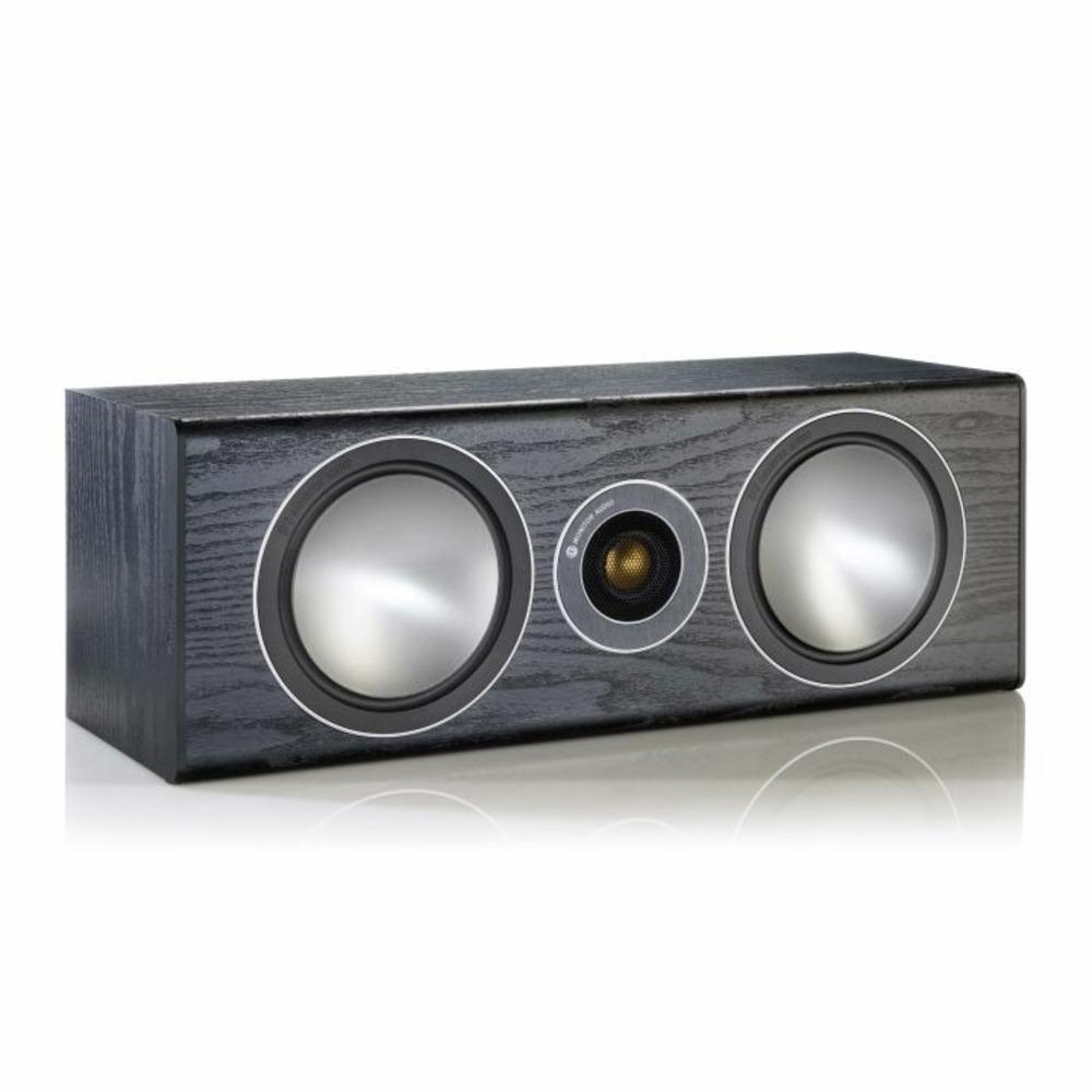 Центральный канал Monitor Audio BRONZE CENTRE Black Oak