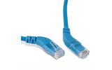 Кабель витая пара патч-корд Hyperline PC-APM-UTP-RJ45/R45-RJ45/R45-C6-5M-LSZH-BL 5.0m