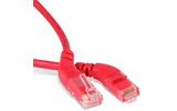 Кабель витая пара патч-корд Hyperline PC-APM-UTP-RJ45/L45-RJ45/L45-C6-5M-LSZH-RD 5.0m