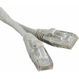 Кабель витая пара патч-корд Hyperline PC-LPM-UTP-RJ45-REV-RJ45-C5e-5M-LSZH-GY 5.0m