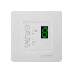 Панель управления Audac DW3020/W