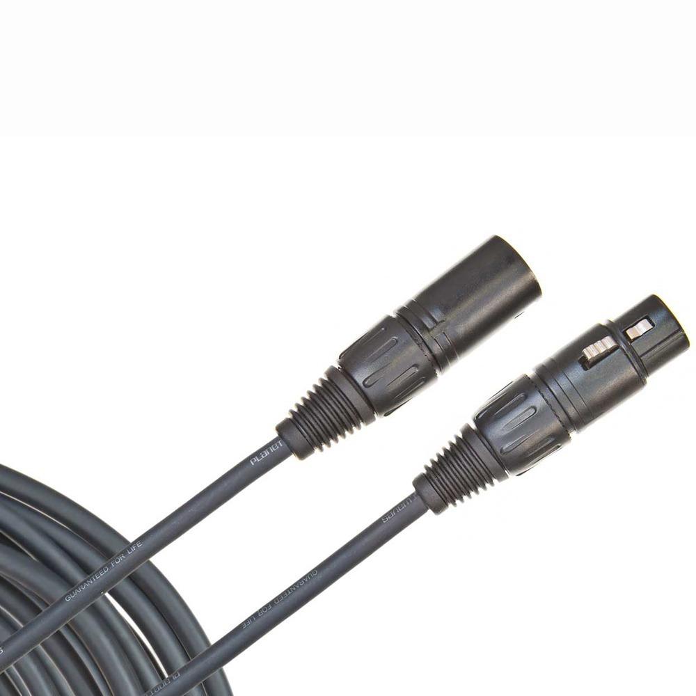 Кабель аудио 1xXLR - 1xXLR Planet Waves PW-CMIC-25 7.5m
