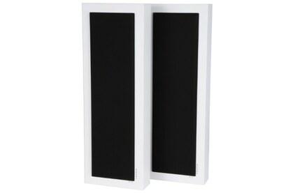 Колонка настенная DLS Flatbox XL White