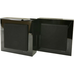 Колонка настенная DLS Flatbox Slim Mini Piano Black