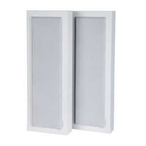Колонка настенная DLS Flatbox Slim Large White