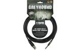 Кабель аудио 1xJack - 1xXLR KLOTZ GRSXP050 GREYHOUND 5.0m