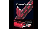 Кабель аудио 2xRCA - 2xRCA Audioquest King Cobra 2.0m