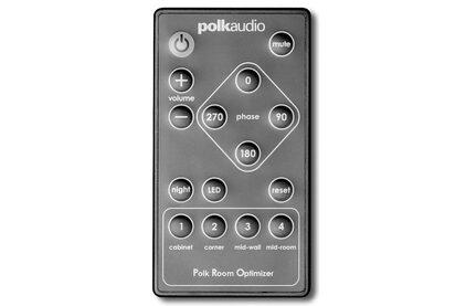 Сабвуфер Polk Audio DSW PRO 550 Wi Black