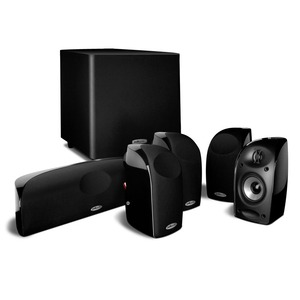 Комплект колонок Polk Audio TL 1600 5.1 system Black