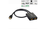 Усилитель-распределитель HDMI Inakustik 0032470123 Star HDMI Splitter 1-2 4K/3D