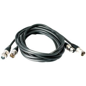 Кабель аудио 1xXLR - 1xXLR RockCable RCL30301 D6 1.0m