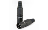 Разъем XLR (Папа) PROCAST Cable XLR 6/ Male