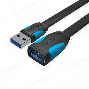 Удлинитель USB 3.0 Тип A - A Vention VAS-A13-B100 1.0m