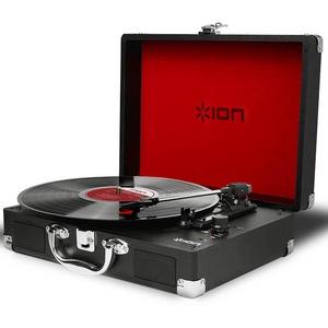 Проигрыватель виниловых пластинок ION Audio Vinyl Motion Black