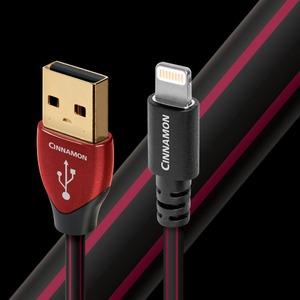 Кабель для iphone Audioquest Cinnamon USB A-Lightning 1.5m