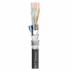 Кабель витая пара Cat.5e 4 пары без экрана Sommer Cable 581-0051 SC-Mercator CAT.5 PUR