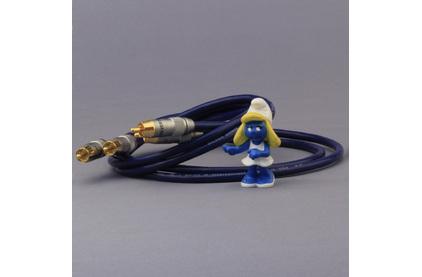 Кабель аудио 2xRCA - 2xRCA DH Labs BL-1 Interconnect RCA 1.5m