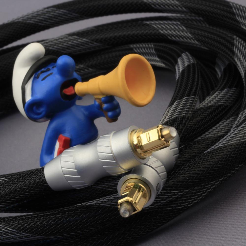 Кабель оптический Toslink - Toslink DH Labs Toslink Optical Cable 1.0m