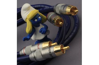 Кабель аудио 2xRCA - 2xRCA DH Labs BL-1 Interconnect RCA 2.0m