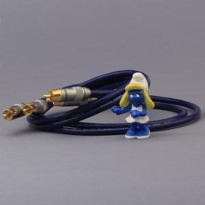 Кабель аудио 2xRCA - 2xRCA DH Labs BL-1 Interconnect RCA 0.5m