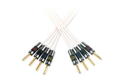 Отрезок акустического кабеля QED (арт. 1668) Original Bi-Wire MK II 0.95m