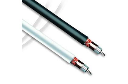Отрезок акустического кабеля QED (арт. 1677) Professional QX100 Black 9.15m