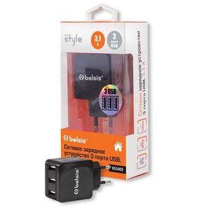 Сетевое зарядное устройство универсальное Belsis BS1403