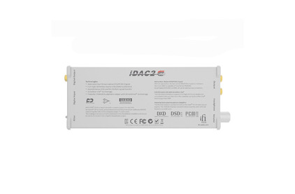 ЦАП портативный iFi Audio Micro iDAC 2