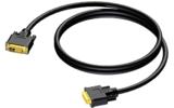 Кабель DVI - DVI Procab CDV140/3 3.0m