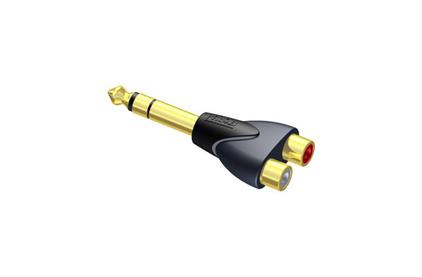 Переходник Jack - RCA Procab CLP210