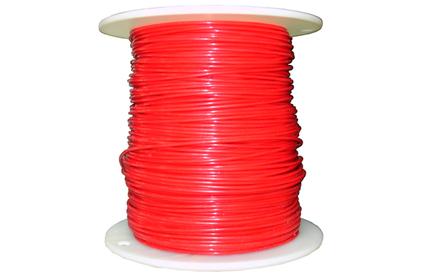 Отрезок акустического кабеля DH Labs (арт. 1780) OFH-20 Red 1.0m