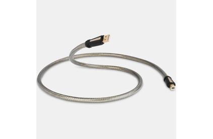 Кабель USB 2.0 Тип A - B QED (QE3242) Reference USB A-B 0.6m