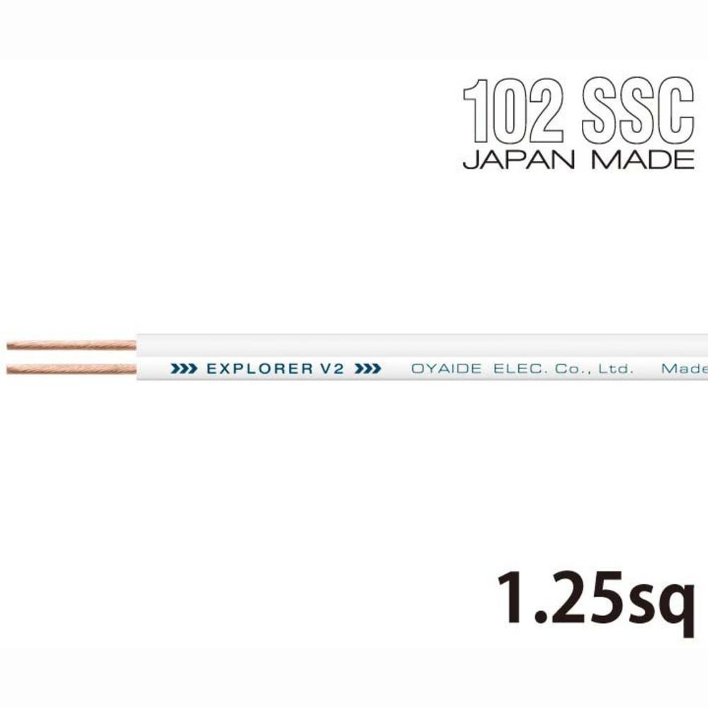 Кабель акустический Oyaide EXPLORER 1.25 V2