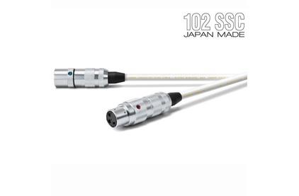 Кабель аудио 2xXLR - 2xXLR Oyaide Tunami TERZO XX V2 1.3m