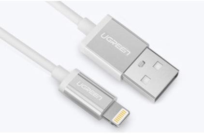 Lightning кабель Ugreen UG-20726 0.25m