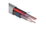 Отрезок кабеля витая пара Rexant (арт. 1958) 01-4113 КВК-В + 2х0.5мм2 белый 2.0m