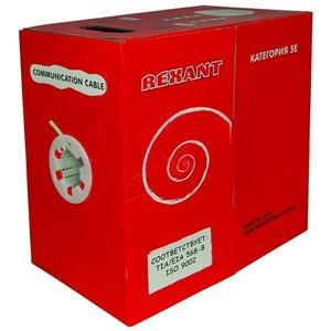 Отрезок кабеля витая пара Rexant (арт. 1971) 01-0342 SFTP 4PR 24AWG CAT5e 5.2m