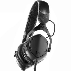 Наушники V-moda XS Matte Black Metal