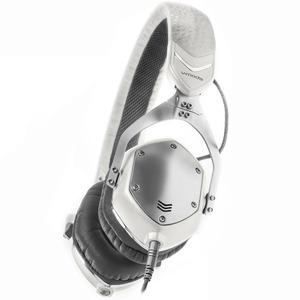 Наушники V-moda XS White Silver