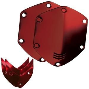 Сменные накладки для наушников V-moda Over-Ear Metal Shield Kit Red