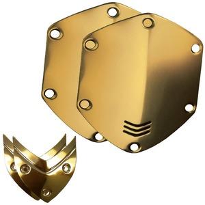 Сменные накладки для наушников V-moda Over-Ear Metal Shield Kit Gold
