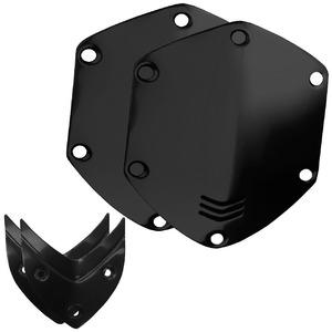 Сменные накладки для наушников V-moda Over-Ear Metal Shield Kit Shiny Black